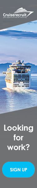 Advert for Cruise Recruit