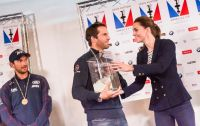 Ainslie wins Portsmouth America's Cup World Series event