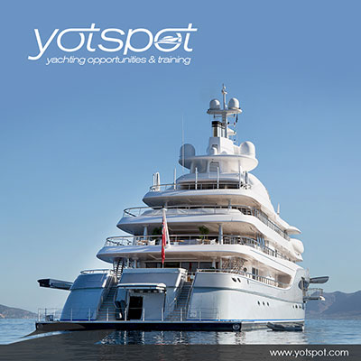 Find yacht jobs on motor, sailing, super and mega yachts